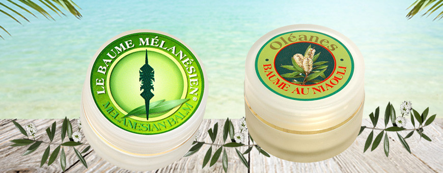 Baume de massage aux essences naturelles tropicales