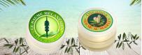 Baume de massage aux essences naturelles tropicales