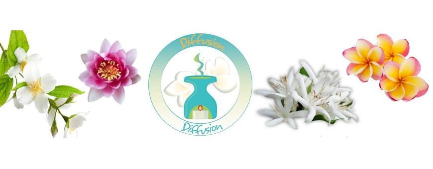 Cires parfumées pour brûle parfums fabriquées en France