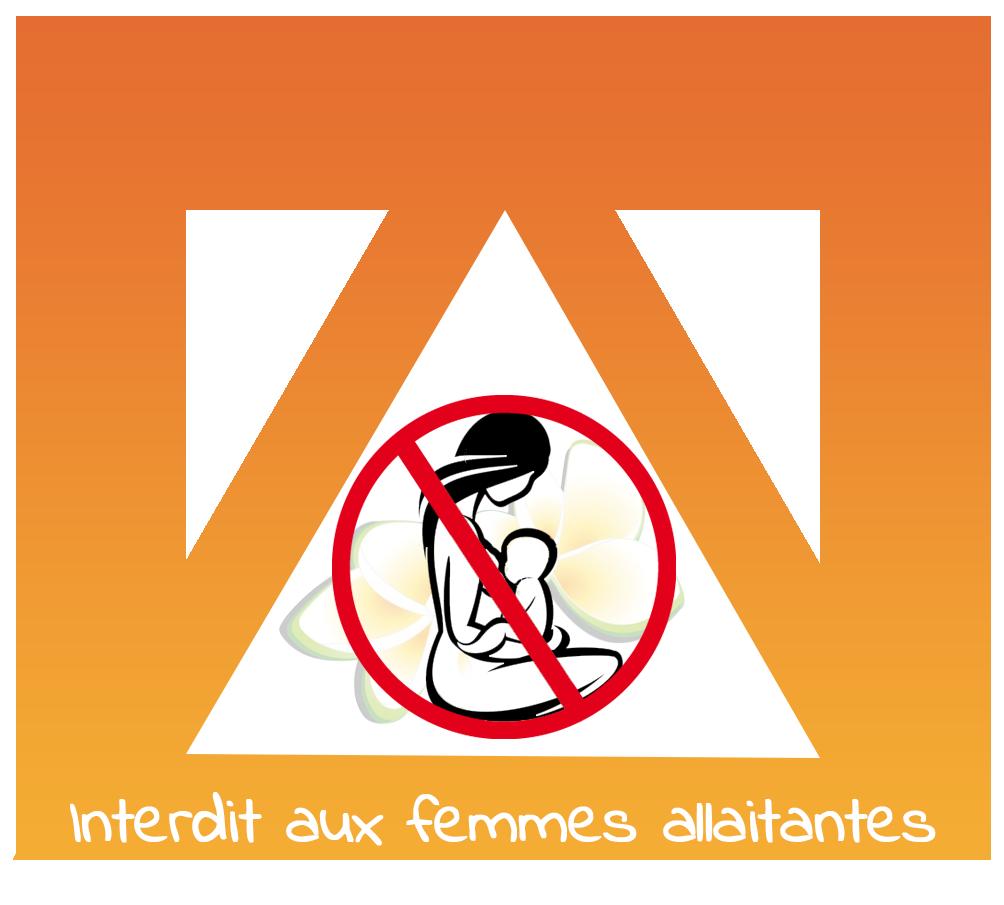 Niaouli interdite femmes allaitantes