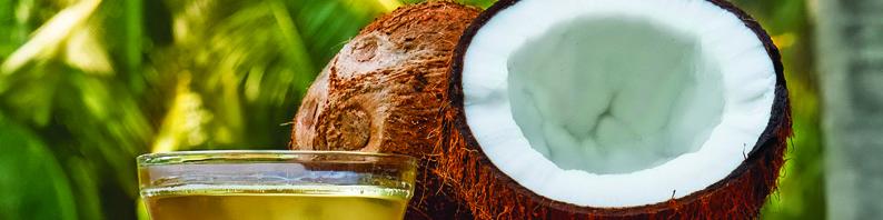 Galet fondant à la noix de coco