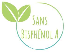 Flacon transparent sans Bisphénol A